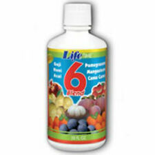 6 Mélange Jus de Fruits Mélanges de Fruits 946ml
