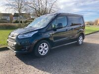 2017 (17) FORD TRANSIT CONNECT 1.5 TDCI LIMITED
