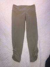 Elisabetta Rogiani Gym Yoga Crop Leggings Size Small