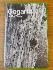 Gogarth Climbers Club North WALES Guide book