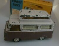Vintage Corgi 420 Ford Thames Airborne Caravan 1962 - 1966 & Repo box