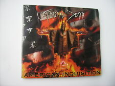 CHRISTIAN DEATH - AMERICAN INQUISITION - CD DIGIPACK NEW SEALED 2007