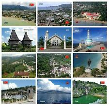 East Timor Dili Cathedral Lighthouse Same Baucau Maubisse Atauro New Postcard
