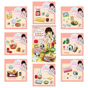 Rare 2015 Re-Ment March Lion Kawamoto Hinata's Favorite (Each Sell Separately)