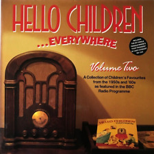 V/A - Hello Children... Everywhere Volume Two (LP) (VG-/G-VG)