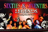 Musicbank Ltd - Sixtes and Seventies Legends - Musicbank Ltd CD JQVG The Fast