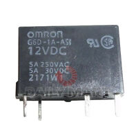 New OMRON relay G6D-1A-ASI 24VDC