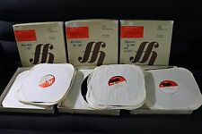 FILMS FOR THE HUMANITIES THE BBC SOUND EFFECT LIBRARY VOL.1 2 & 3 BOX SET 50 LPS