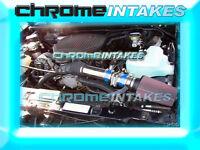 BLACK BLUE 1994-1996//94 95 96 BUICK REGAL BASE//CUSTOM 3.1 3.1L V6 AIR INTAKE KIT