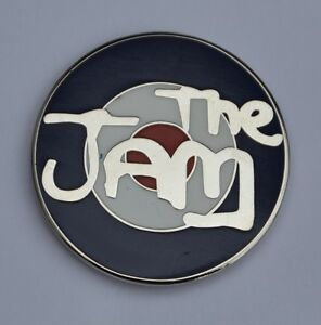 The Jam RAF Roundel Mod Scooter Quality Enamel Lapel Pin Badge