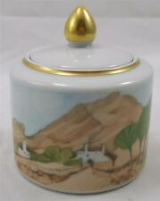 Villeroy & and Boch Heinrich MARRAKESCH sugar bowl with lid