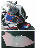 BMW S1000 RR 2010 cupolino trasparente  -  adesivi/adhesives/stickers/decal