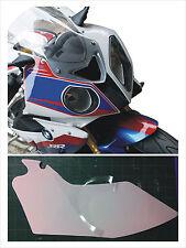 BMW S1000 RR 2010 cupolino trasparente  -  adesivi/adhesives/stickers/decal
