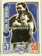 #169 Tegana the Warlord - Alien Attax Doctor Who