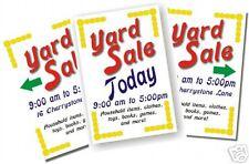 Custom Yard Sale 9 Poster Kit #2 - It's So Easy!