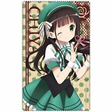 Is the Order a Rabbit Chiya Cospa Glasses Cleaner Cloth Wipe Renewal Ver. Anime