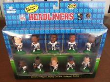 NEW Corinthian NFL Headliners DALLAS COWBOYS 10 Player Pack 1996 Aikman Sanders