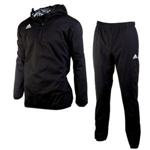 Adidas Weight Loss Half-Zip Hoodie Set Diet Sauna Suit Fitness Exercise ADISS03B