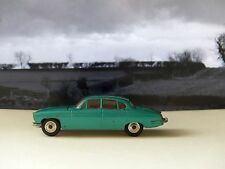 Corgi Toys 238 Jaguar Mk X metallic green