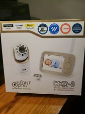 New listing Infant Optics Dxr-8 Video Monitor With Interchangeable Optical Wide Angle Lens