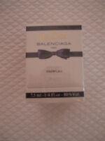 Vintage Balenciaga Le DIx Perfume - 1/4 fl. oz., Sealed in Box, Ref 011002