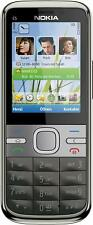 "USA ! Nokia C Series C5-00 5.0MP 2.2"" Bluetooth FM Radio T-Mobile 3G Cell Phone"