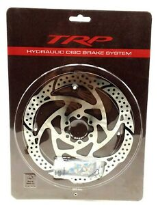 TRP 41 180mm 2.3mm Thick 6-Bolt Mountain Bike Disc Brake Rotor for G-Spec DHR