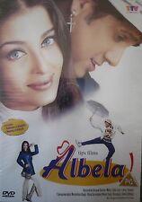 ALBELA - TIP TOP VIDEO BOLLYWOOD DVD - Govinda, Aishwaraya Rai, Jackie Shroff.