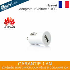 CHARGEUR VOITURE USB ADAPTATEUR ALLUME CIGARE POUR IPHONE 4 5 6 7 8 GALAXY S