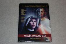 Miłość i miłosierdzie  DVD  POLISH RELEASE SEALED FILM POLSKI