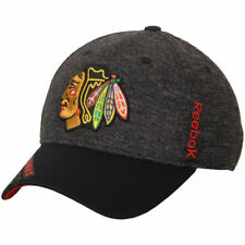 Chicago Blackhawks Cap NHL Eishockey Reebok Flex Kappe Size L/XL 58,5 - 61,5 cm