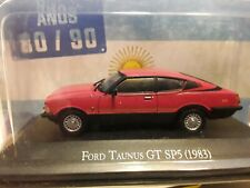 1/43 FORD TAUNUS GT SP5 1983 (LIKE MK4 CORTINA COUPE )