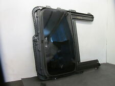 02-08 JAGUAR X-TYPE SUNROOF SUN ROOF TOP TRACK AND GLASS 92815