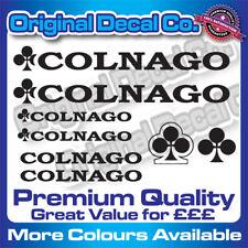 Premium Quality Colnago Decals Stickers mountain bike road frame mtb