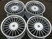 """Rare - Authentic 18"""" E39 B10 staggered Alpina rims currently being restored"""