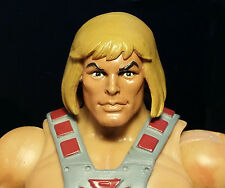 NEW Custom MOTU Classics FILMATION ANIMATED HE-MAN PAINTED HEAD Masters Universe