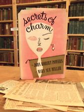 Secrets of Charm by John Robert Powers and Mary Sue Miller, First Edition