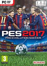 Pro Evolution Soccer PES 2017 (Calcio) PC IT IMPORT KONAMI