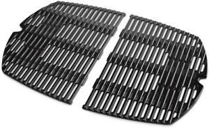Weber Q 300 3000 Replacement Cast Iron Cooking Grate Gas Grill Rust Resistant