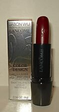 LANCOME COLOR DESIGN Lipstick ~ 385 Fashion Forward ( Matte) NIB