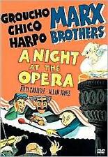 NIGHT AT THE OPERA (1935) / (B&W STD) - DVD - Region 1