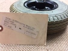 """Solid tire 2.80 x 2.50-4 56324246 2.80""""x2.50""""-4 Filled Wheel Adv563224246"""