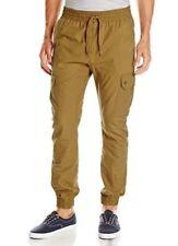 Urban Pipeline® Men's Size Medium MaxFlex Stretch Twill Cargo Jogger Pants New