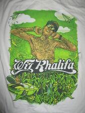 American Rapper Wiz Khalifa Waking up in the Jungle (Lg) T-Shirt