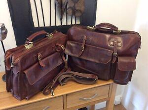 the bridge leather briefcases.