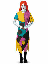 Sally Disney The Nightmare Before Christmas Ragdoll Womens Costume L