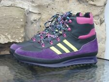 Vintage Adidas Allround Trekking Boots UK 10.5 Made In Yugoslavia OG 80s GSG9