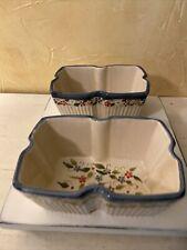 New listing Temptations Mini Loaf Pans Bakeware Set of 2