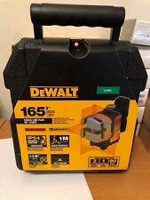 OFFICIAL DEWALT DW089K Self Leveling 3 Beam Line Laser , NEW IN RETAIL PACKAGING