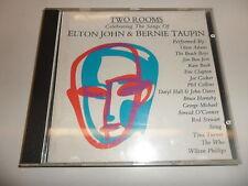 CD  Two Rooms: Tribute Celebrating Elton John & Bernie Taupin